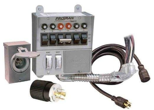 Manual Transfer Switch 1